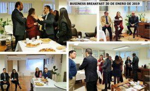 Бизнес-завтрак в Коперус