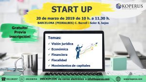 Start up в Барселоне